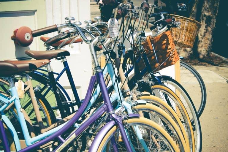 Vi elsker cykler – fra børnecykler til spinningcykler