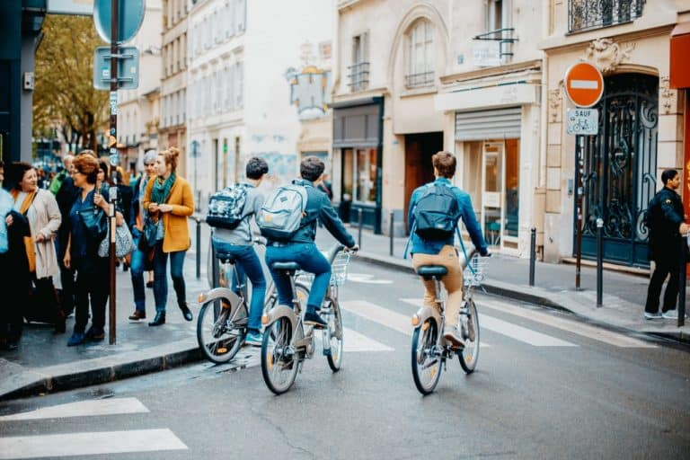 Tag familien med på en dejlig cykelferie