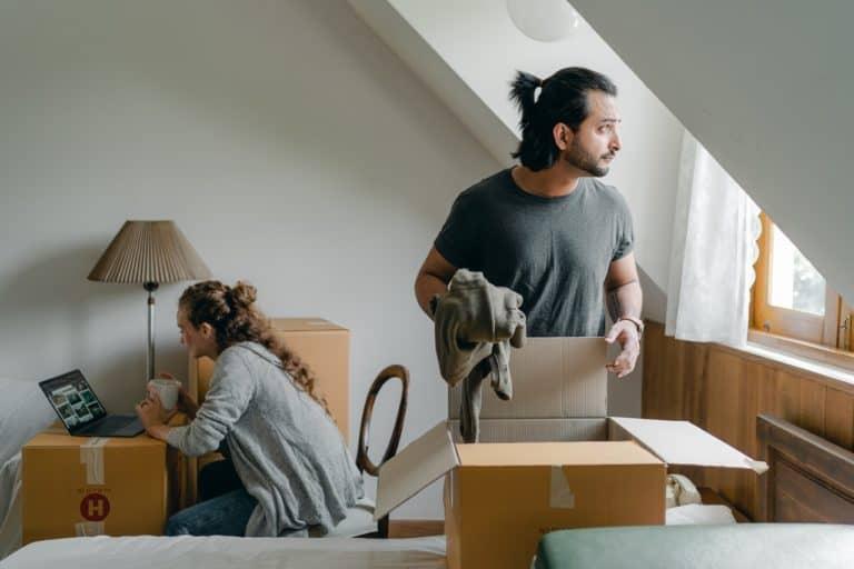 Få dine møbler fragtet nemt og sikkert hjem til dig